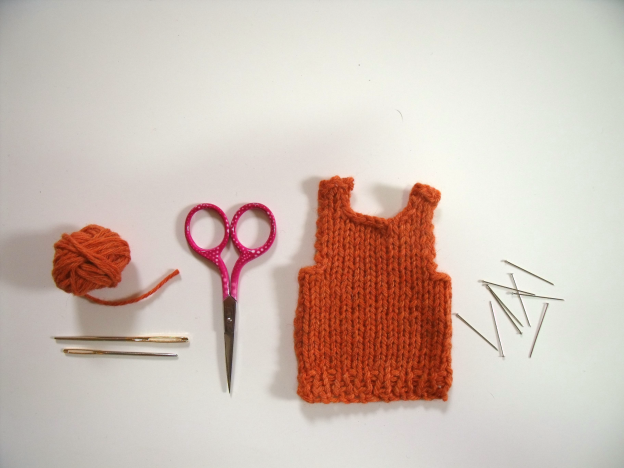 Coutures et finitions de tricot