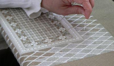 Formation d'initiation ou de perfectionnement à la tapisserie à l'aiguille