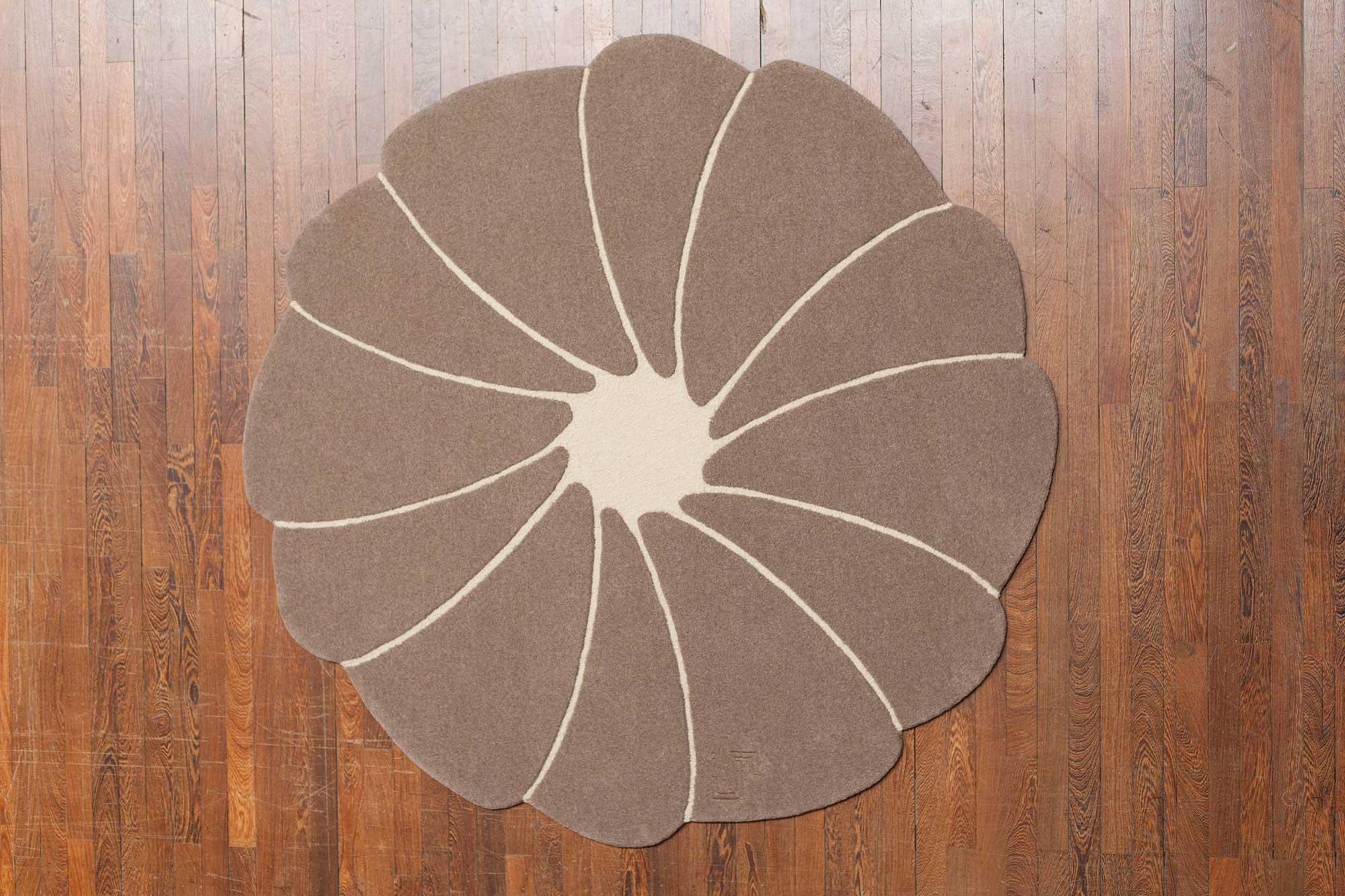 tapis spirit-flower, Jory Pradelle