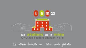 logo ateliers de la mine