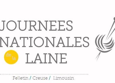 18<sup>e</sup> JOURNÉES NATIONALES DE LA LAINE DE FELLETIN - du 27 au 29 octobre 2017