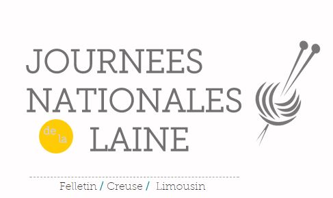 19<sup>es</sup> Journées Nationales de la Laine de Felletin - du 26 au 28 octobre 2018