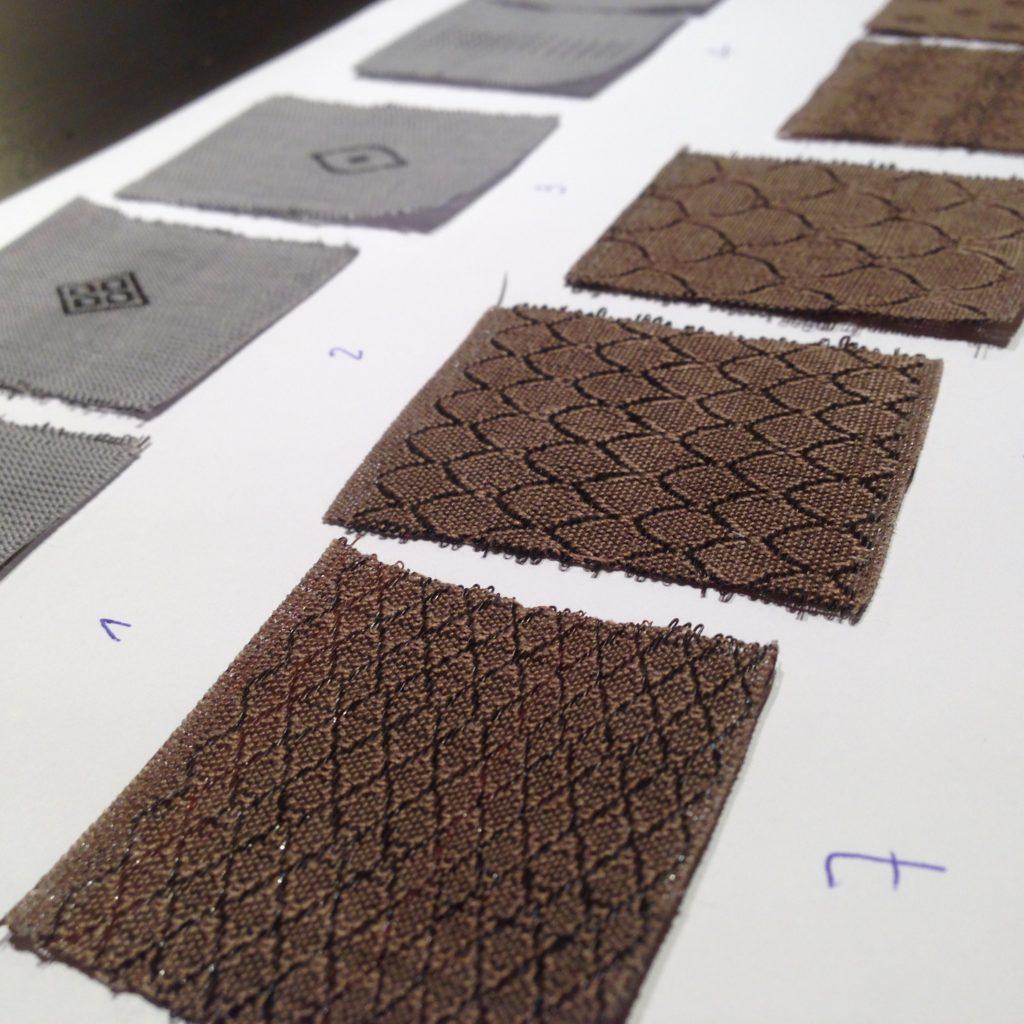 Formation de perfectionnement au tissage créatifs et à l'utilisation de matériaux insolites